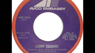 The Glass Bottle (Featuring Gary Criss) - Sorry Suzanne
