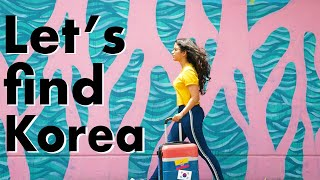 LET'S FIND KOREA/ENCONTREMOS COREA! - Talk Talk Korea 2018