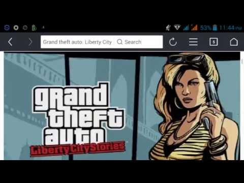 How to Download and Install GTA Liberty City Stories in Android Free