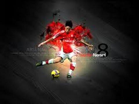 Samir Nasri's 27 Goals For Arsenal