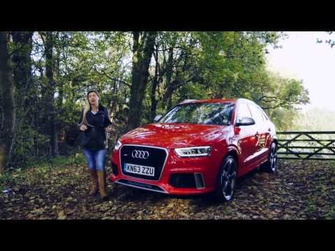 Audi Q3 RS 2013 - Which? Car first drive