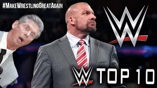 10 Reasons Why Triple H Will Run WWE Better Than Vince McMahon!