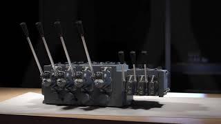 Danfoss Power Solutions   PVG proportional valves