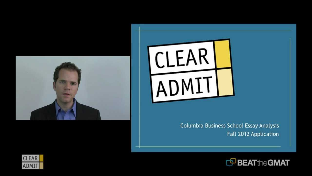 application essays to business school A successful ie business school application requires serious introspection find out what ie is looking for and what your app needs to reveal about you.