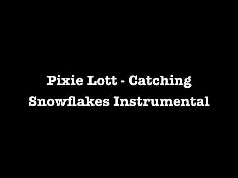 Catching Snowflakes - Pixie Lott Instrumental & Lyrics