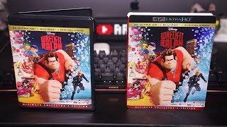 Wreck It Ralph 4K Blu-Ray Review