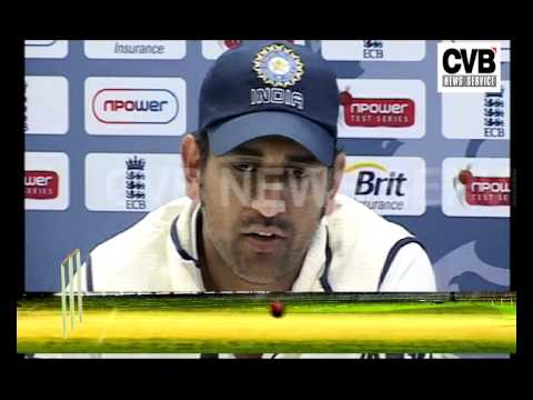 BATTING DEPARTMENT DIDN'T PERFORM TO THE POTENTIAL: MS DHONI