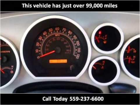 2008 Toyota Tundra Used Cars Fresno CA