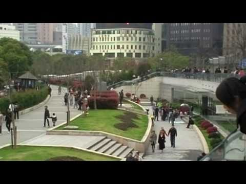 Random clips from Shanghai [HD 720p]