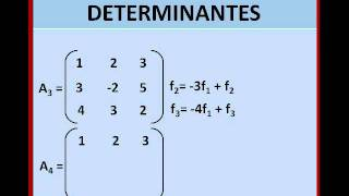 DETERMINANTES POR ELIMINACION DE GAUSS.wmv