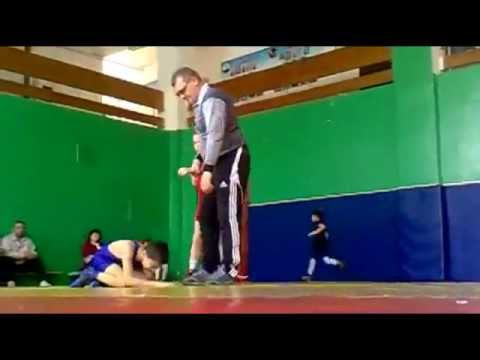 Amazing suplex by Russian kid! Greco-Roman Wrestling. Image 1