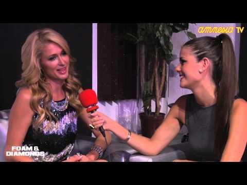 Amnesia Ibiza: in conversation with Paris Hilton | AmnesiaIbizaTV