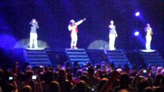 JLS - 21.02.10 - you canny shove your granny off a bus.