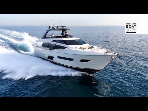 [ITA] FERRETTI YACHTS 780 - Prova - The Boat Show