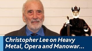 """What I sing is Symphonic Metal"" 