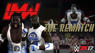 "WWE 2K17 Story Mode Ep. 11 -  ""The Rematch"""