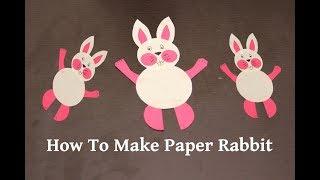 Diy How To Make Rabbit At home ,Paper Rabbit ,Origami ,Magic art and craft