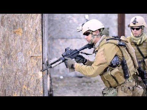 U.S. Army Close Quarters Combat Training | AiirSource Image 1