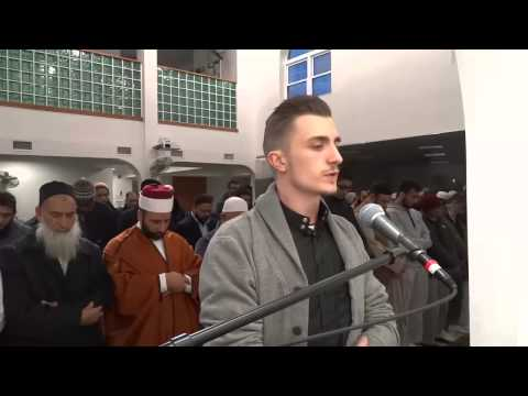 Fatih Seferagic - Maghrib Prayer Masjid Hamza - Surah Qiyamah & Bayyinah