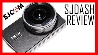 SJCAM SJDASH Review - A FullHD dash camera with Sony Sensor
