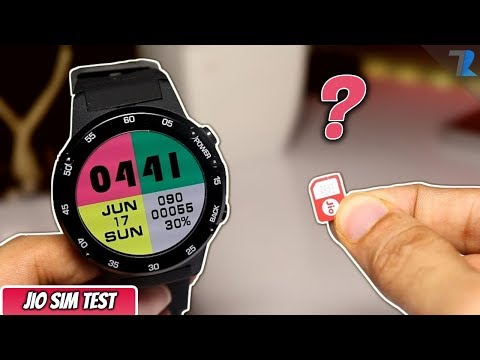 World's Cheapest 4G Android Smartwatch - Under Rs 10,000??