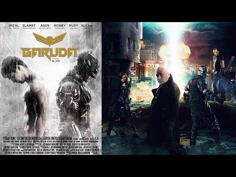 Official Trailer Garuda Superhero video