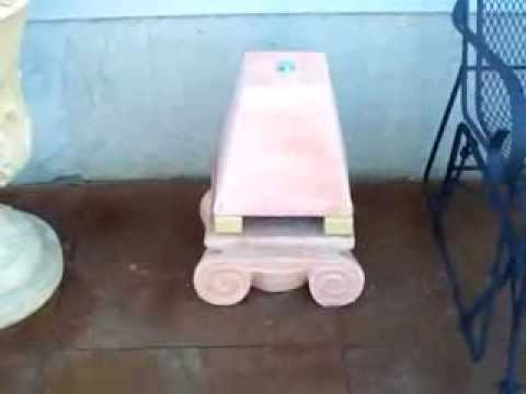 Clay Pot Heater