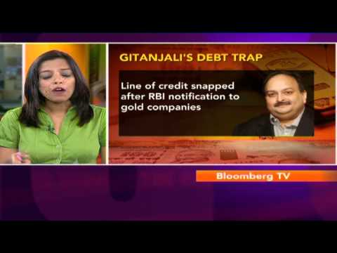Big Story - Gitanjali Gems' Financing Worries Soar After RBI Restricts Gold Credit