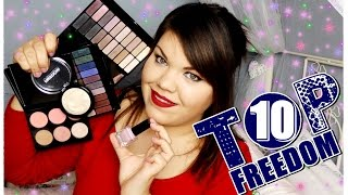 TOP 10 productos Freedom Makeup ❤ Con Only We Forever