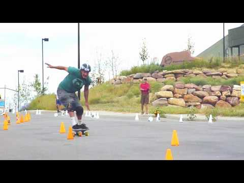 Unleashed: The Power of Colorado Skate Slalom