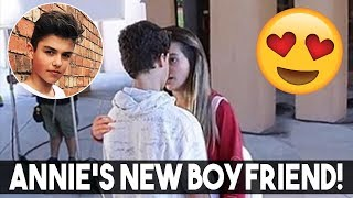 ANNIE LEBLANC LEAVES HAYDEN SUMMERALL AFTER THEIR KISS FOR A NEW BOY