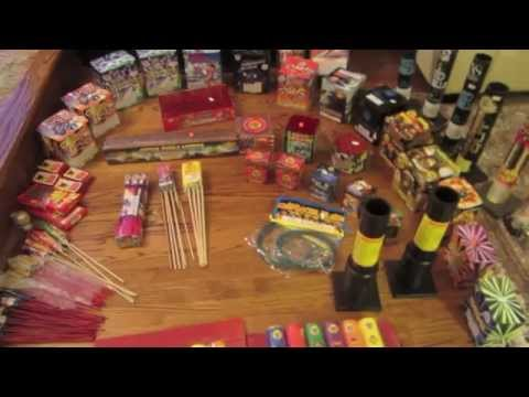 2015 Firework Stash 4th Of July   Illegal   Big Daddy K's Fireworks