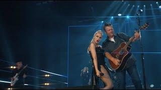 Blake Shelton - Happy Anywhere feat. Gwen Stefani Live