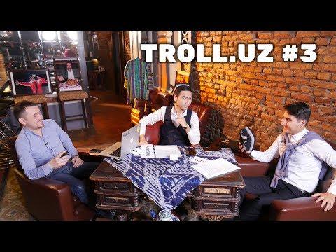 TROLL.UZ #3: Mehmonlar kelmagan soni :)