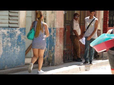 Havana Cuba 2018 ,Morning To MIDNIGHT