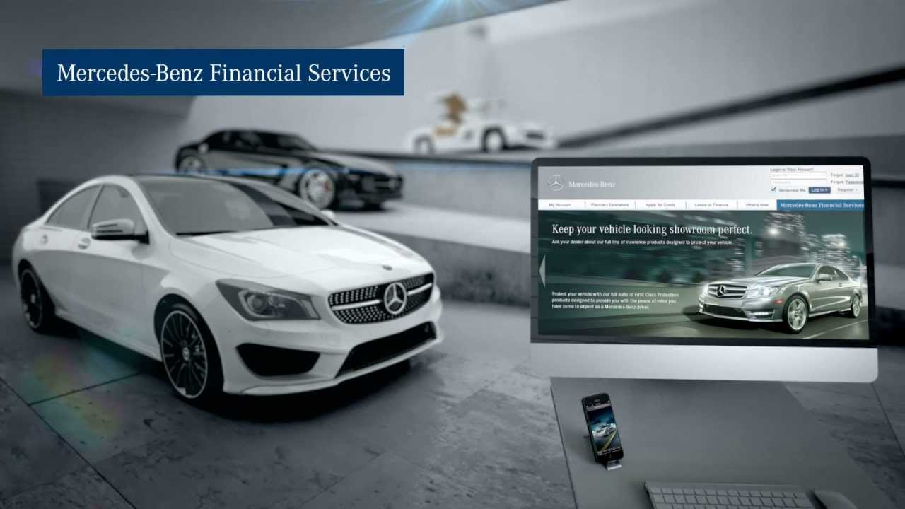 Mercedes benz financial services account management for Mercedes benz account