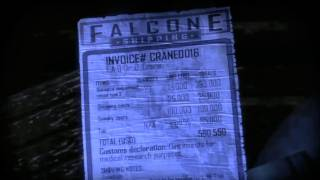 Batman: Arkham City - Scarecrow Easter Egg