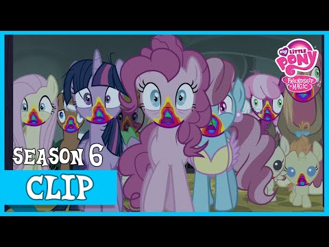 Night of The Zombie Ponies (28 Pranks Later)   MLP: FiM [HD]