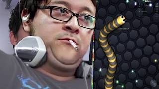 download lagu Minha Cobra Gigante - Slither.io gratis