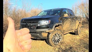 FIRST TIME USING OUR NEW FARM!!! ZR2 Off Road Test Before My Trip...