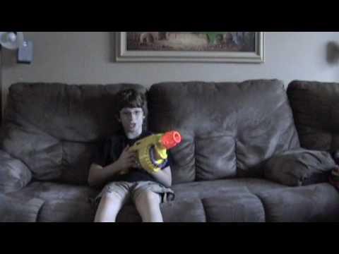 Nerf Gun Reviews Episode 2 Part 2