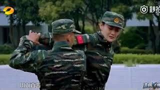 Trương Hinh Dư tham gia Kỳ Binh Thần Khuyển của Đài Hồ Nam