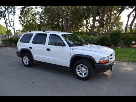 2003 Dodge Durango for sale by Corvette Mike