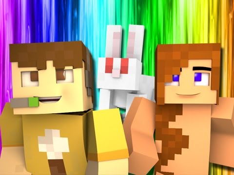 Minecraft - Survival Games with The Crew!  (Rusty and Wet!)
