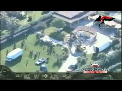 Duro colpo al clan Casamonica: le immagini dell'operazione