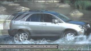 1999 LEXUS RX 300 LUXURY SUV Mt. Sterling, KY 058418