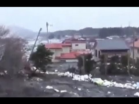 [RAW] Japan Earthquake And Tsunami  2011 / Японию цунами