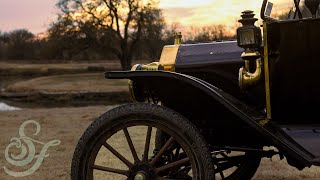 Shed Finds: Brass Era 1914 Ford Model T