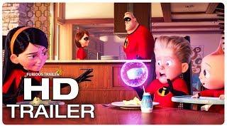 INCREDIBLES 2 Violet Pranks Dash Trailer (NEW 2018) Superhero Movie HD