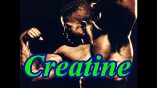 Creatine: Important Supplements for Bodybuilding - Leroy Colbert